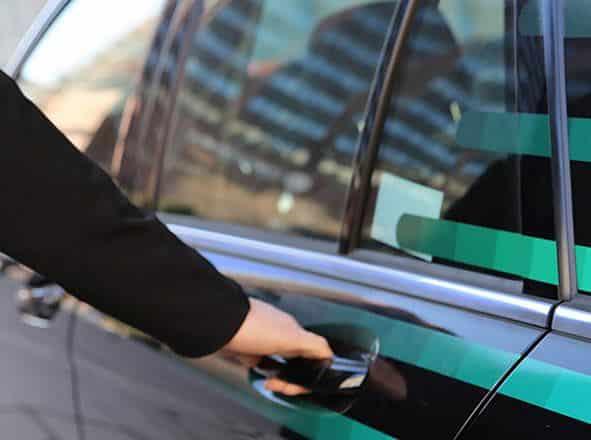Taksipalvelu yksityisasiakkaille