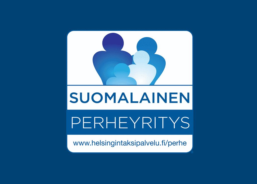 Helsingin Taksipalvelu Oy - Perheyritysmerkki