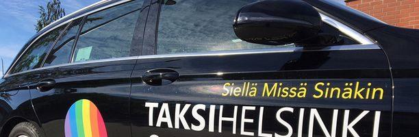 Taksi Helsingin datalla ollut ongelmia jo pari viikkoa